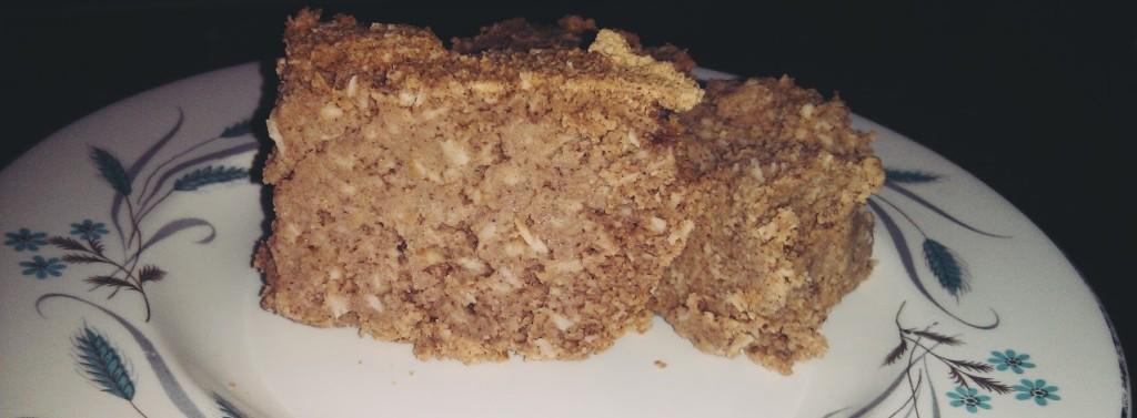 gluten free cinnamon paleo loaf